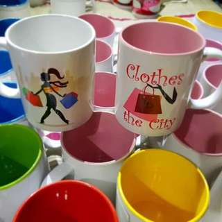 CLOTHES IN THE CITY OLS MUGS