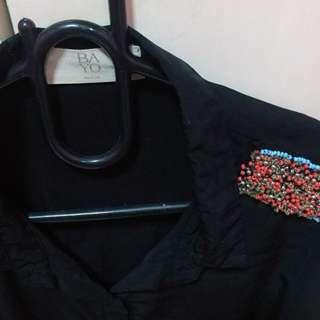BAYO Long Sleeves with Beads