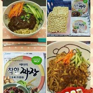 【健康版】韓國炸醬麵