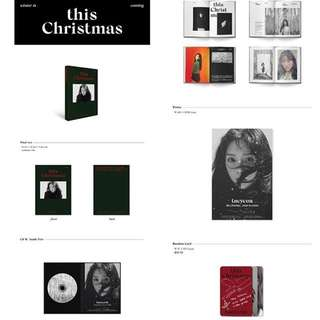 [PREORDER] TAEYEON WINTER ALBUM - WINTER IS COMING