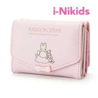 🇯🇵日本直送 - 原裝日版 Sanrio - Marron Cream 茉莉兔短銀包