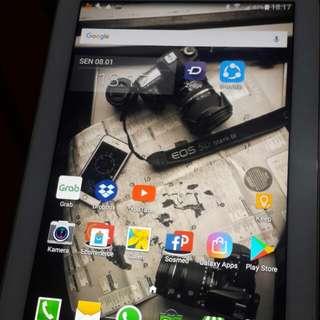"Samsung note 8"" batangan"