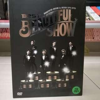 BEAST - Beautiful Show in Seoul DVD