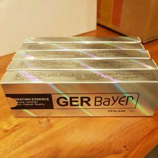 5 GER Bayer HYDRATING ESSENCE FOR FACE.