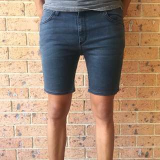 Wrangler cigarette black shorts