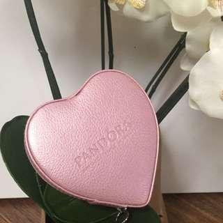 Pandora heart jewellery box
