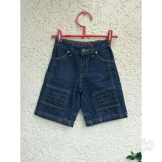Priwinkle Junior dark maong shorts