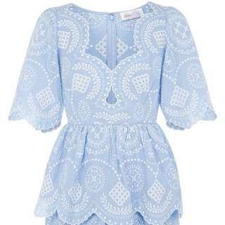 Alice McCall Moloko Sky Dress Size 8 NWT