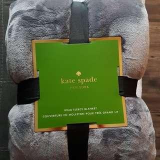 Kate Spade Blanket - king