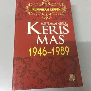 Kumpulan Cerpen Keris Mas 1946-1989