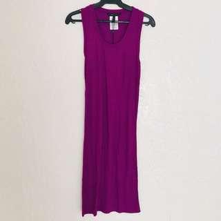BCBG Basic Long Dress