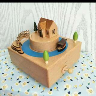 River Music Box