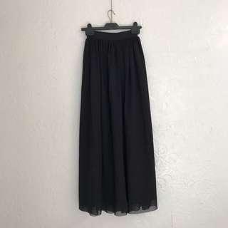 Tulle skirt (custom-made)