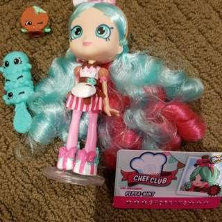 Shopkins Shoppie dolls