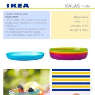 IKEA KALAS PLATE
