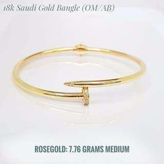 18K Gold | BRACELET