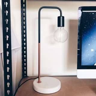 Kmart Marmo Desk Lamp