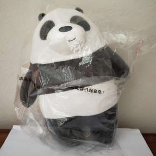 We Bare Bears Panda Plushy