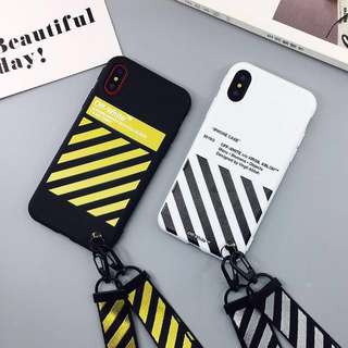 OFF-WHITE iPhone case (6/6s/7)