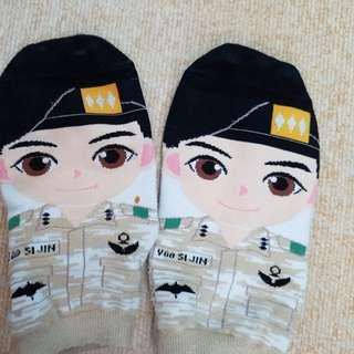 Descendants of the Sun Song Joong Ki Socks