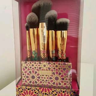 Tarte: limited edition Treasured Tools Brush Set