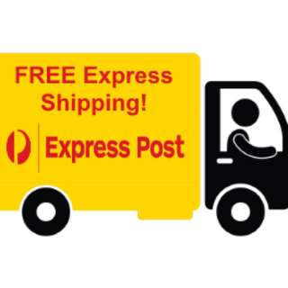 Free express delivery lasting 2 days