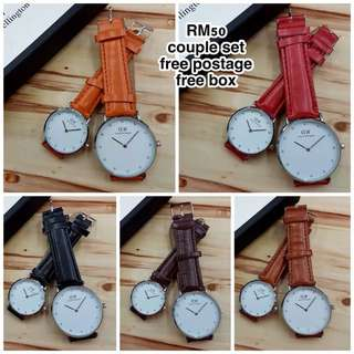 DW couple set RM50