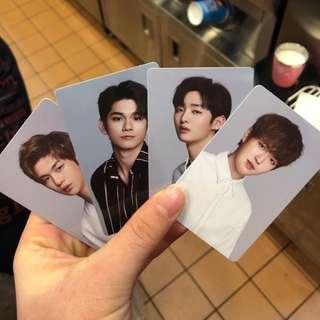 Wanna One Lotteria Photocard