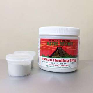 ✨ TAKAL✨ Aztec Indian Healing Clay