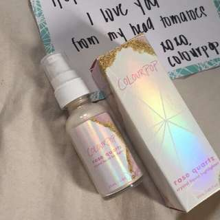 Colourpop Crystal Liquid Highlighter