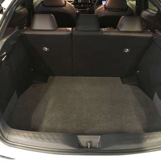 Increase boot space Toyota CHR