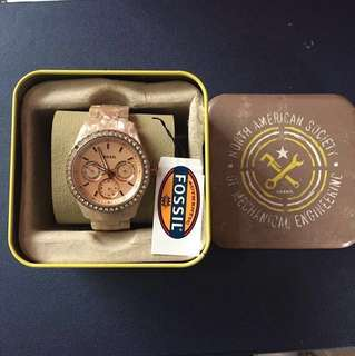 Fossil Authentic Watch Preloved ES2887