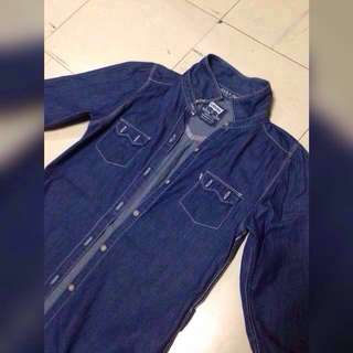 Authentic Levi's denim dress