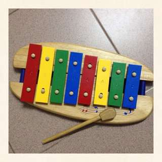 8 key xylophone toy music