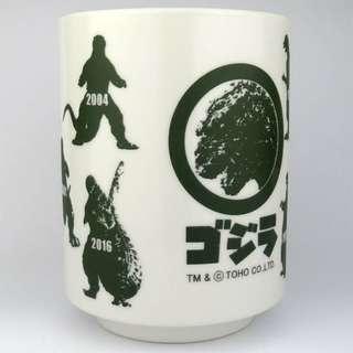 [預訂][限定] 日本直送 哥斯拉 歷代 水杯 湯吞 Godzilla limited cup
