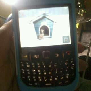 Blackberry kepad and Coby portable DVD