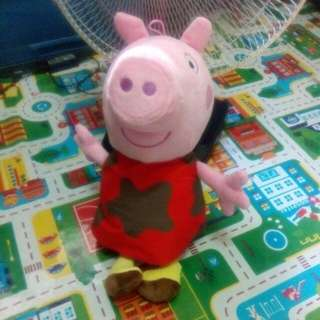 Imported From America, Peppa Pig Stuff Toy, P4oo