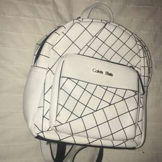 Calvin Klein mini backpack