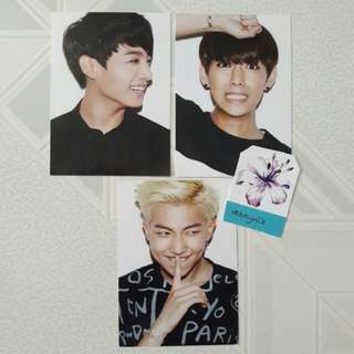 BTS Ceci Special Limited photocards *RARE*