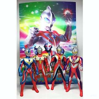 UltraMan Model Collection