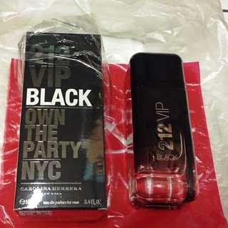 212 VIP Black EDP original