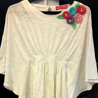 Blouse Anak / Girl 's Top Size L
