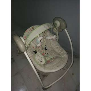 Branded Baby Auto Bouncer Music Chair