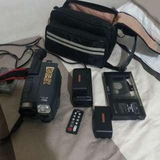 Jvc handycamcorder