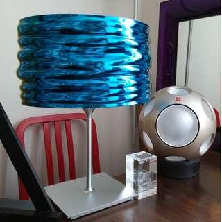 原價$7500 意大利 Artemide designer table lamp 設計 檯燈 台燈 床頭燈