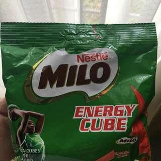 Milo Cubes 50pcs