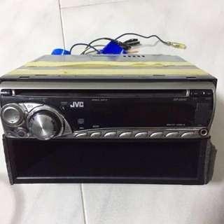 JVC Car DVD Receiver Player
