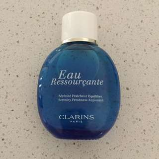 Clarins treatment fragrance x2