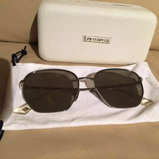 Authentic LeSpecs Mirrored Sunglasses