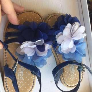 Pumpkin patch girls sandals